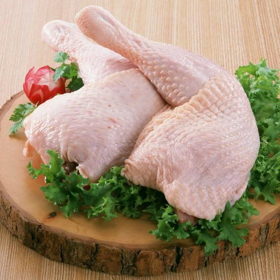 鶏骨付きモモ肉 13.6kg