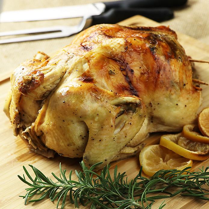 【国産銘柄鶏】錦爽鶏の丸ごと1羽 (きんそうどり) 頭・内蔵なし 約2kg