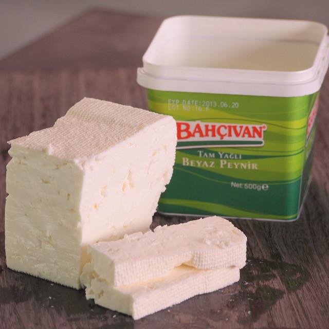 トルコ産 ホワイトチーズ スライス 420g