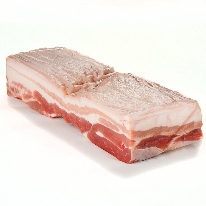 皮付き 豚バラ ブロック 800g
