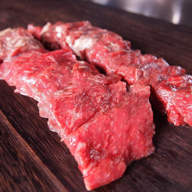 グラスフェッドビーフ  焼き肉スライス  200g