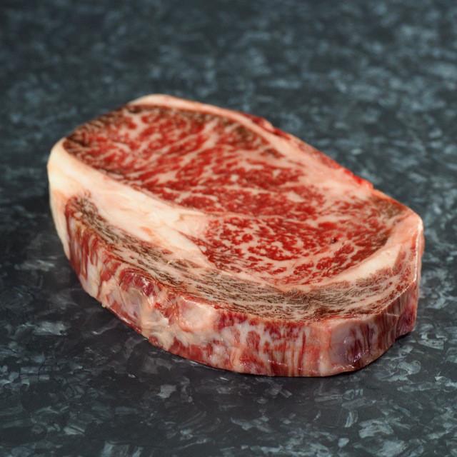 和牛 前沢 リブロースステーキ 300g