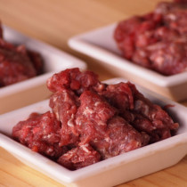 【PET DELI】馬肉 ミンチ 45g×4個
