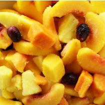 【無添加・保存料不使用】5種類の冷凍トロピカルフルーツ ミックス 2.26kg