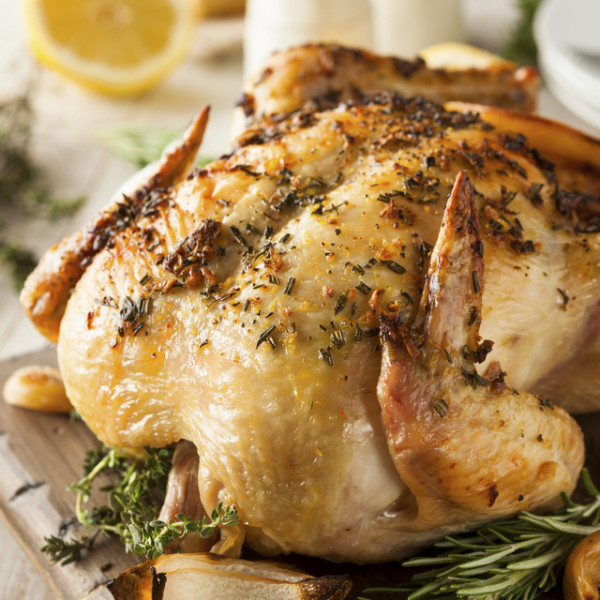 鶏 丸ごと (グリラー) 未加熱1.2kg