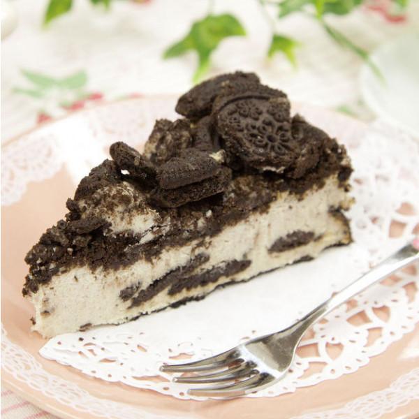 ブルックリンチーズケーキ クッキー&クリーム ホール 906g