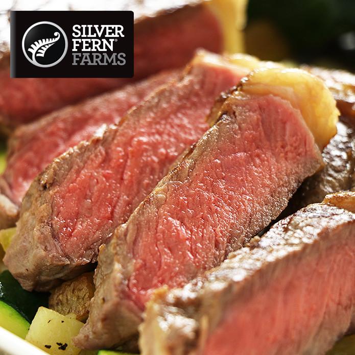 Strip Steak of New Zealand Beef (270g)