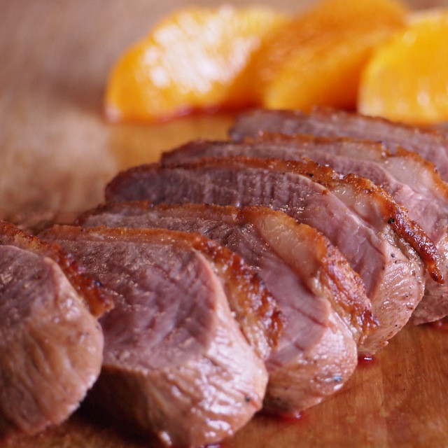 Small Duck Breast from Hungary (300g)