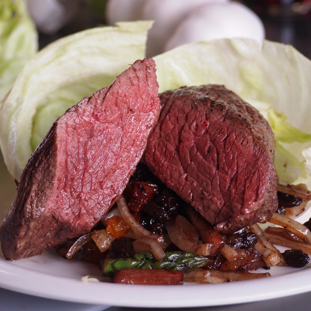 Kangaroo Rump Steaks (450g)