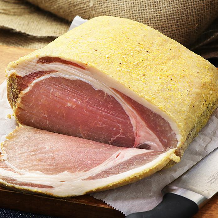 100% Natural Back Bacon (Block Size 800g)