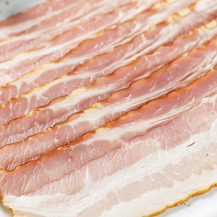 Smoked Austrian Handmade Kaiser Bacon Slices (100g)