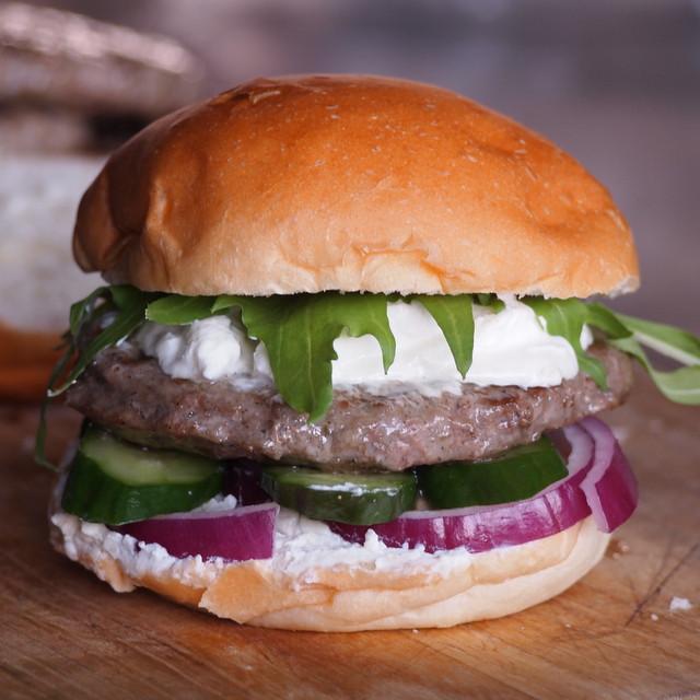 Lamb Burger Patties (3KG)