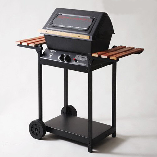 (FREE SHIPPING) Gas BBQ Grill Smarty- California Patio