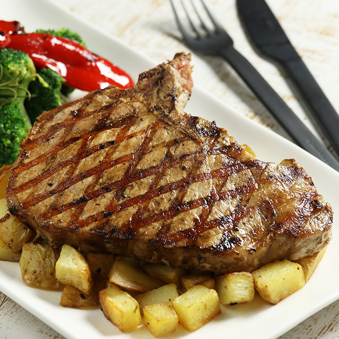 Bone-in Pork Chop (200g)
