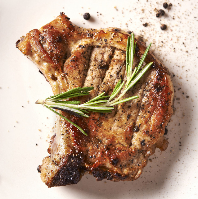 Bone-in Pork Chop (150g)