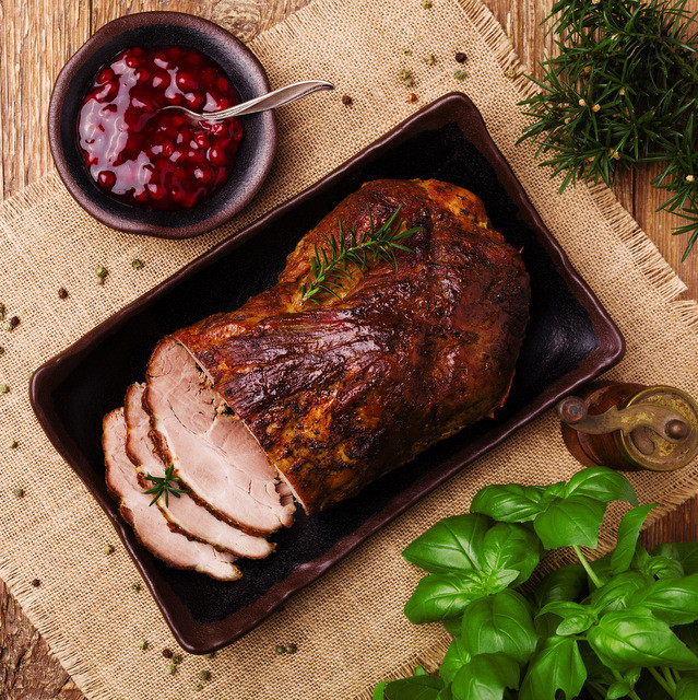 Pork Shoulder Roast-Whole 【Sold by Weight】