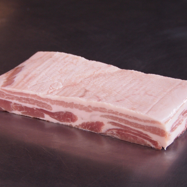 Whole Pork Belly Block 【Sold by Weight】