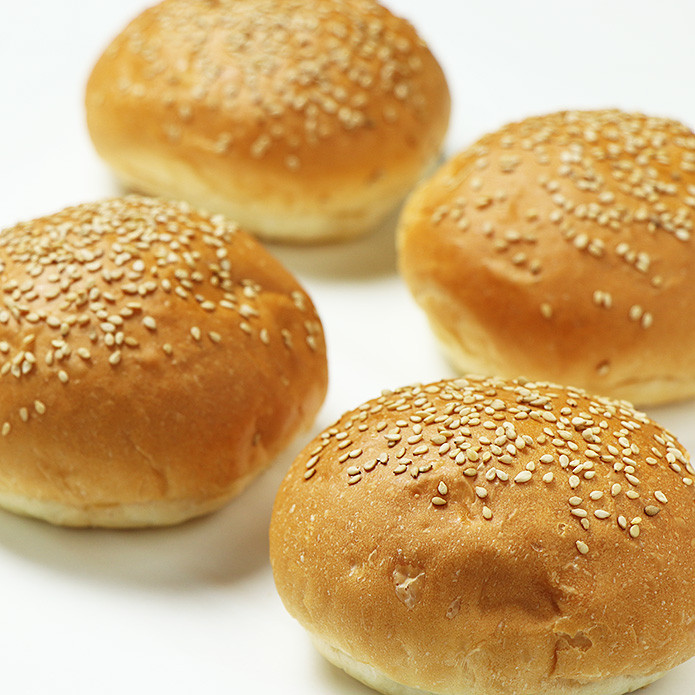 Hamburger Buns (4PC)