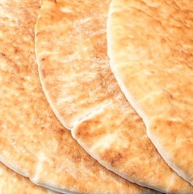 Pita Bread - 7 inch (10pc)