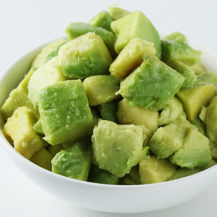 Frozen Avocado Dice / Cubes (500g)