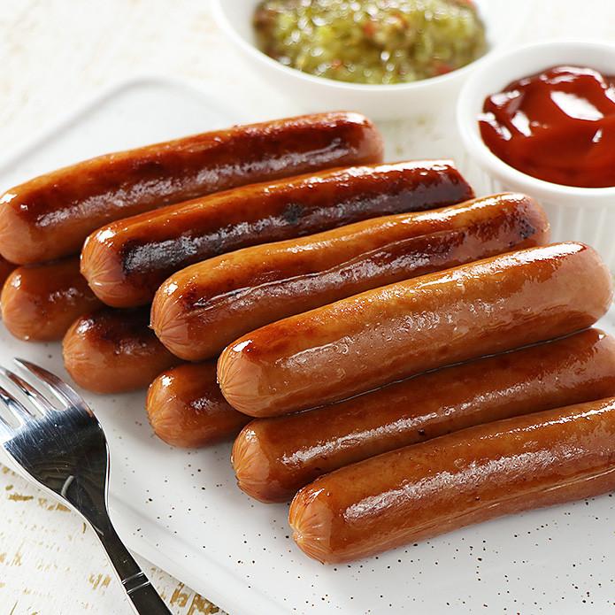 Cheap & Economical Hickory Smoked Farmland Hotdogs (10pc)