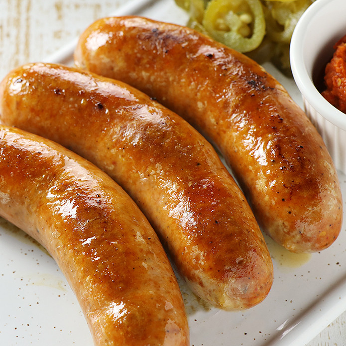 【No Sugar Added】The Meat Guy's Original RED HOT!! Sausage (3pc)