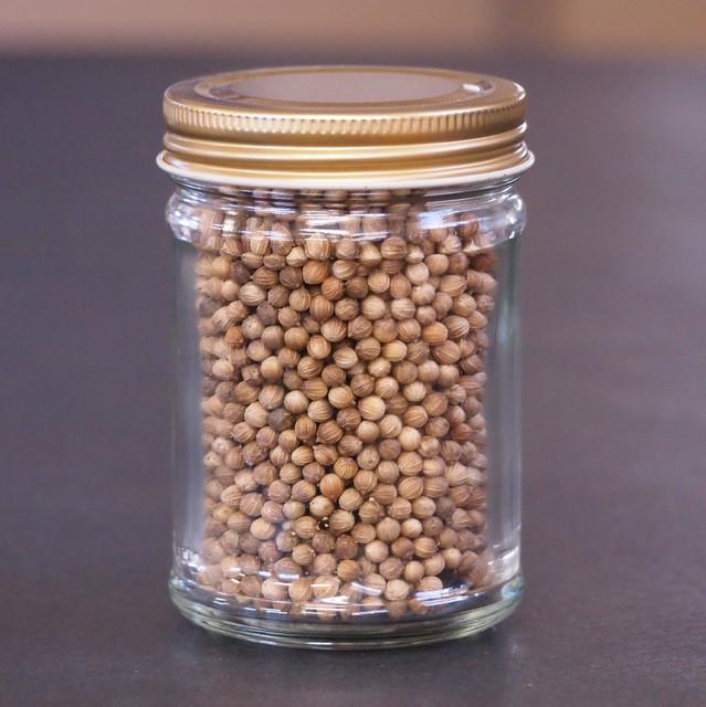 Coriander Seeds in a Jar (40g)