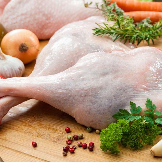Huge Turkey Leg (+/- 700g)