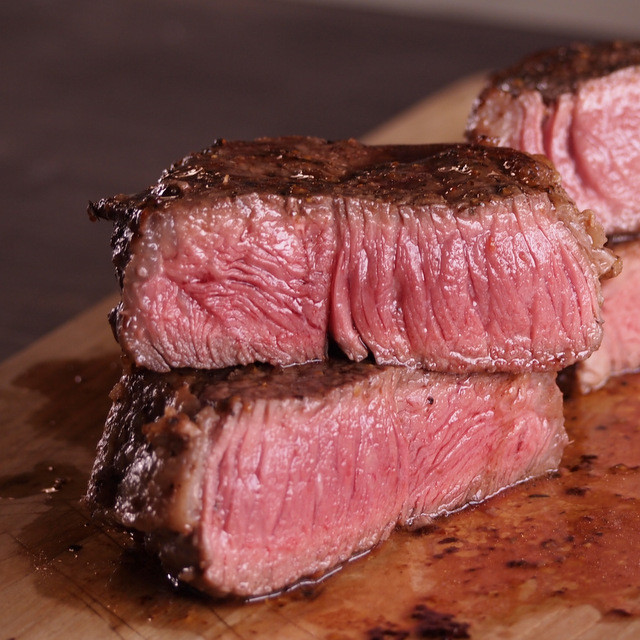 USDA Choice Striploin Steak 350g