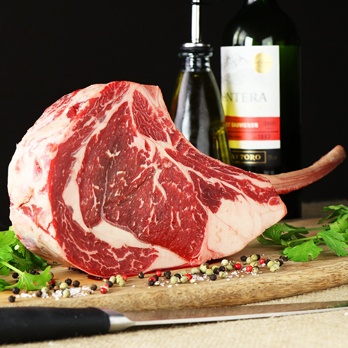 USDA CHOICE Tomahawk Steak 【Sold by Weight】