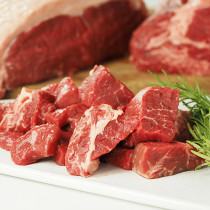 (New Size) Steak/Beef Cubes (500g)