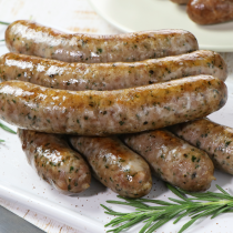 The Meat Guy Lamb Sausage - Herb Flavored (7pc)