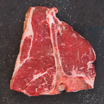 USDA Choice Porterhouse Steak (750g)