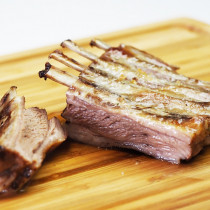 Double Lamb Spare Rib Racks 600G