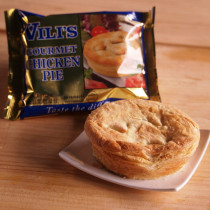 Vili's Chicken Meat Pie - Whole Case(24pc)