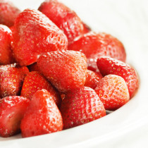 Frozen Strawberries (453g)