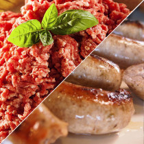 Sausage Meat -  All Natural / No Sugar (500g)