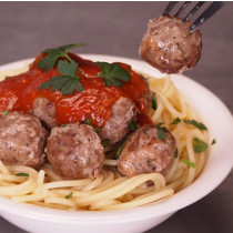 All Natural Meat Balls 5kg Bulk Size