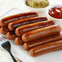 Cheap & Economical Hickory Smoked Farmland Hotdogs (10pc)