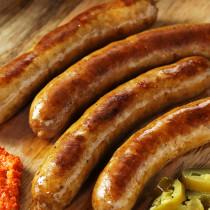 The Meat Guy's Original Nachos Sausage (80pc) 5.2kg