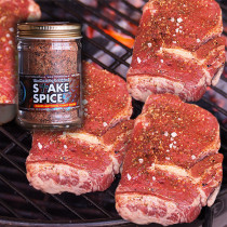 (Free Shipping) Steak Tester Set (Ribeye with Steak Spice) First Time Buyer Recommendation!