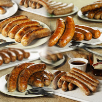 (Free Shipping) Original Sausage Variety Set (More than 20 Sausages!)
