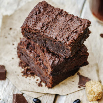 Triple Chocolate Brownies - 28 count