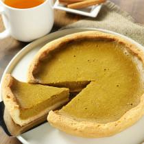 Pumpkin Pie (18 cm)