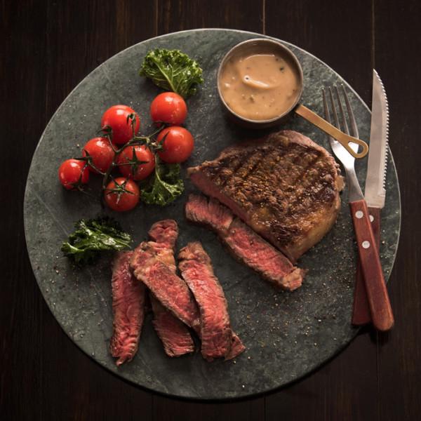 Acres Organic Grass Fed Beef Sirloin Steak (270g)