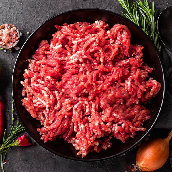 Ground Kangaroo Meat / Kangaroo Mince (500g)