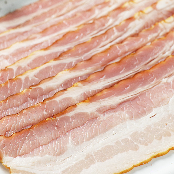 Smoked Austrian Handmade Kaiser Bacon Slices (100g)