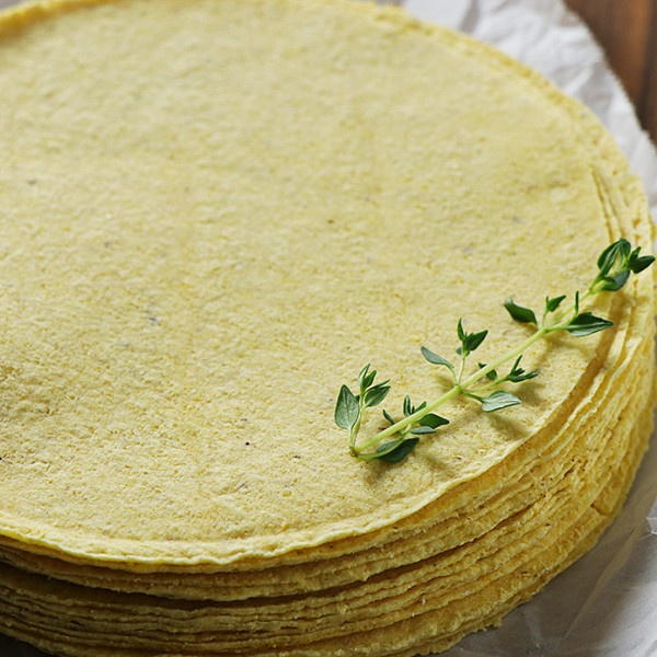 "Yellow Corn Tortillas (6"", 24 PC)"