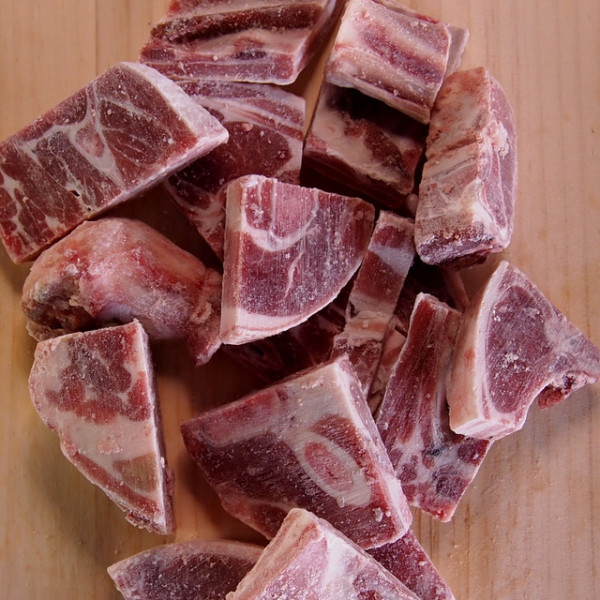 Whole Bone-In Lamb Cut (1kg)