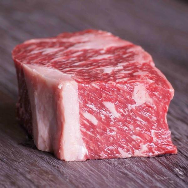 (Morgan Ranch Beef) Striploin Medallion Cut (250g)